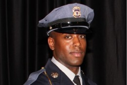 Police Officer First Class Jacai Colson. (Courtesy Prince George's County Police)