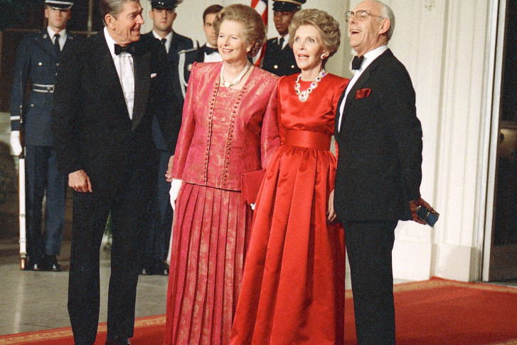 Nancy Reagan brought unabashed zeal for luxury to Washington | WTOP