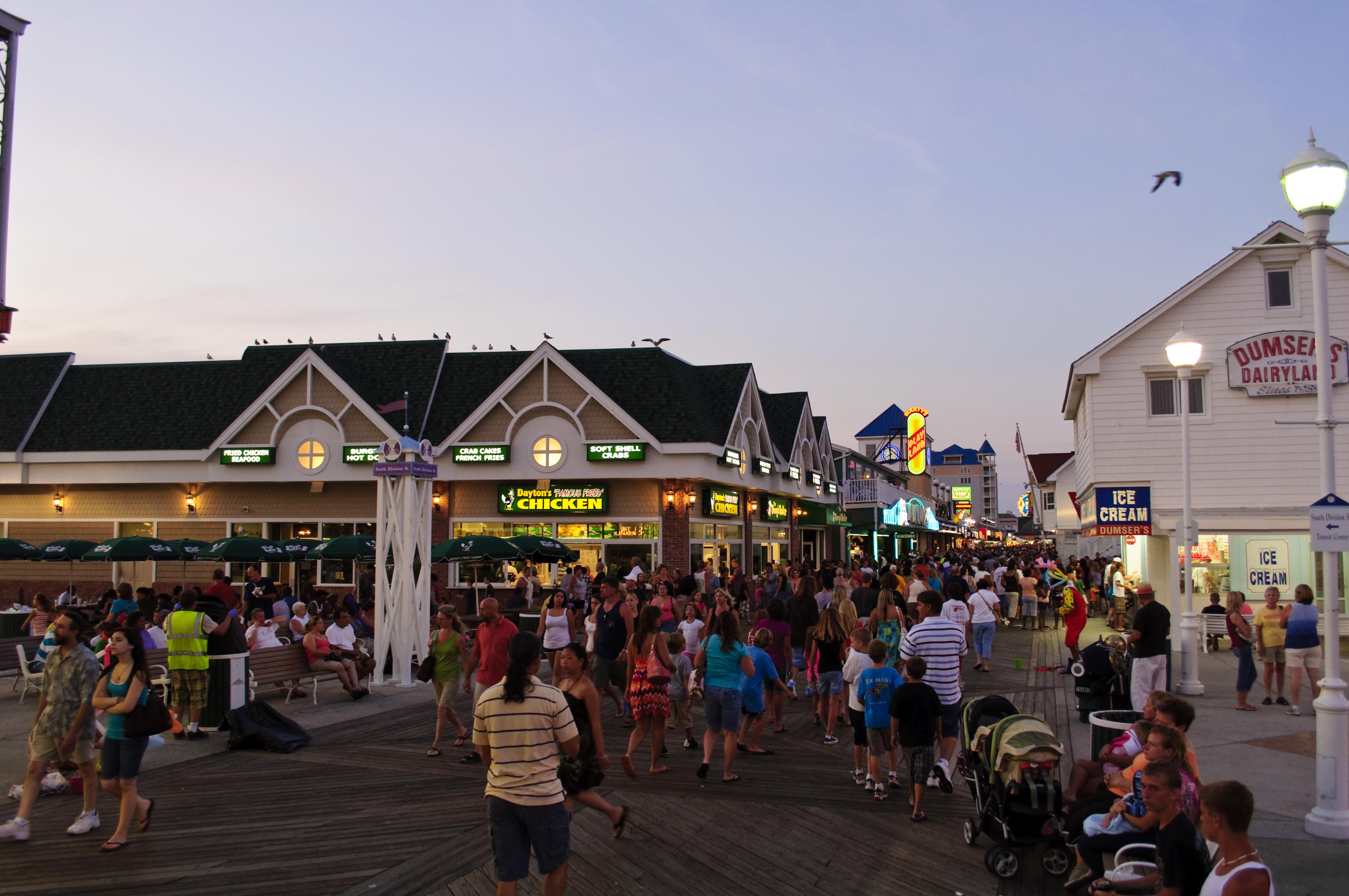 Jersey Island Walk Results