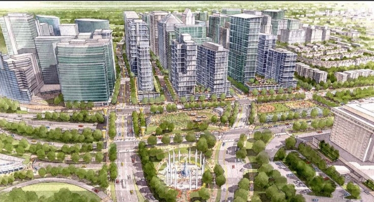 Arlington Co Board Approves Redevelopment Plans For