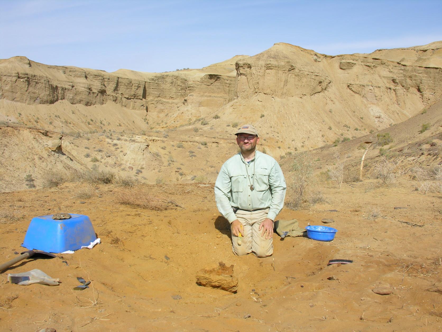 Hans Sues, scientist