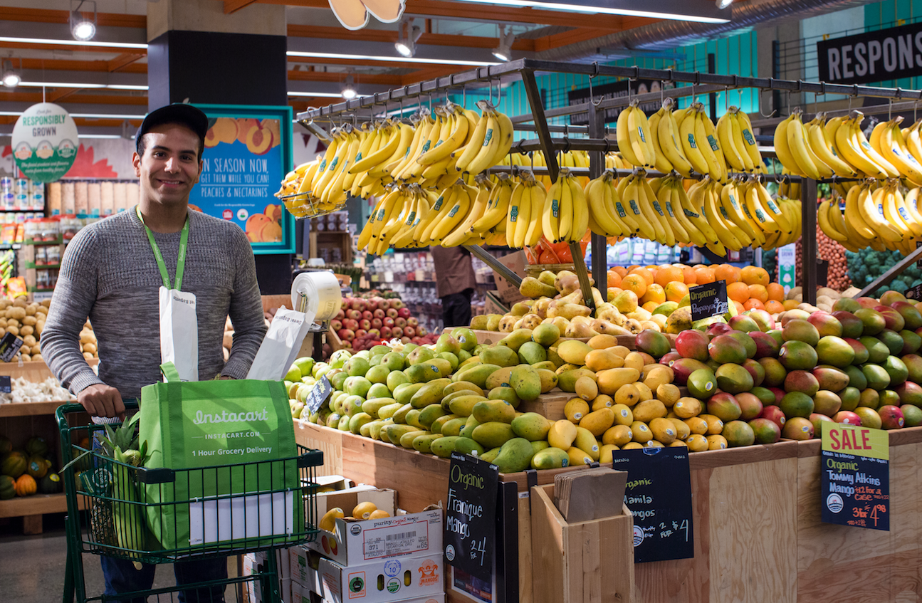 Giant Food adds Instacart delivery in D.C.