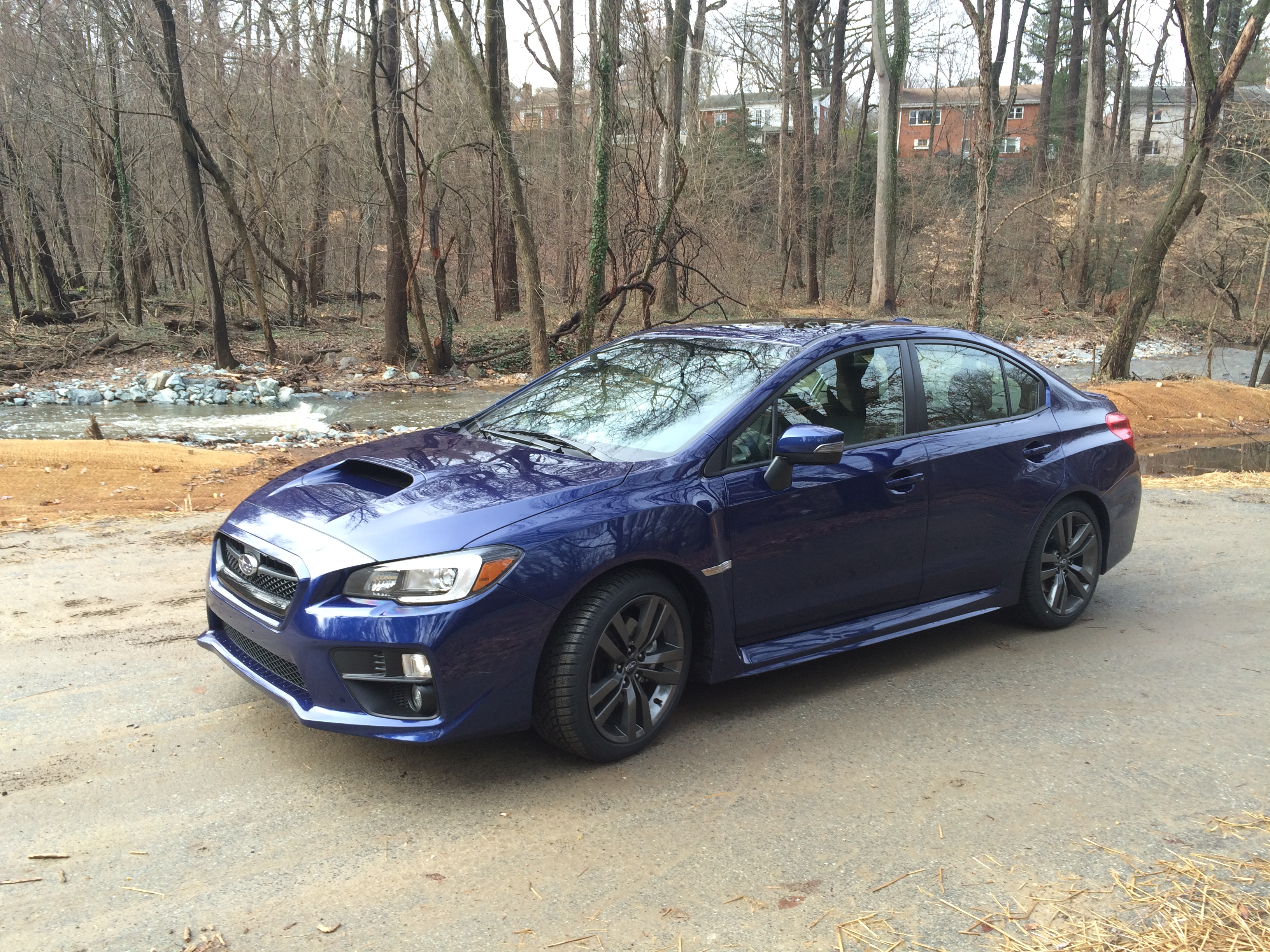 2016 Subaru WRX Limited open to new set of drivers