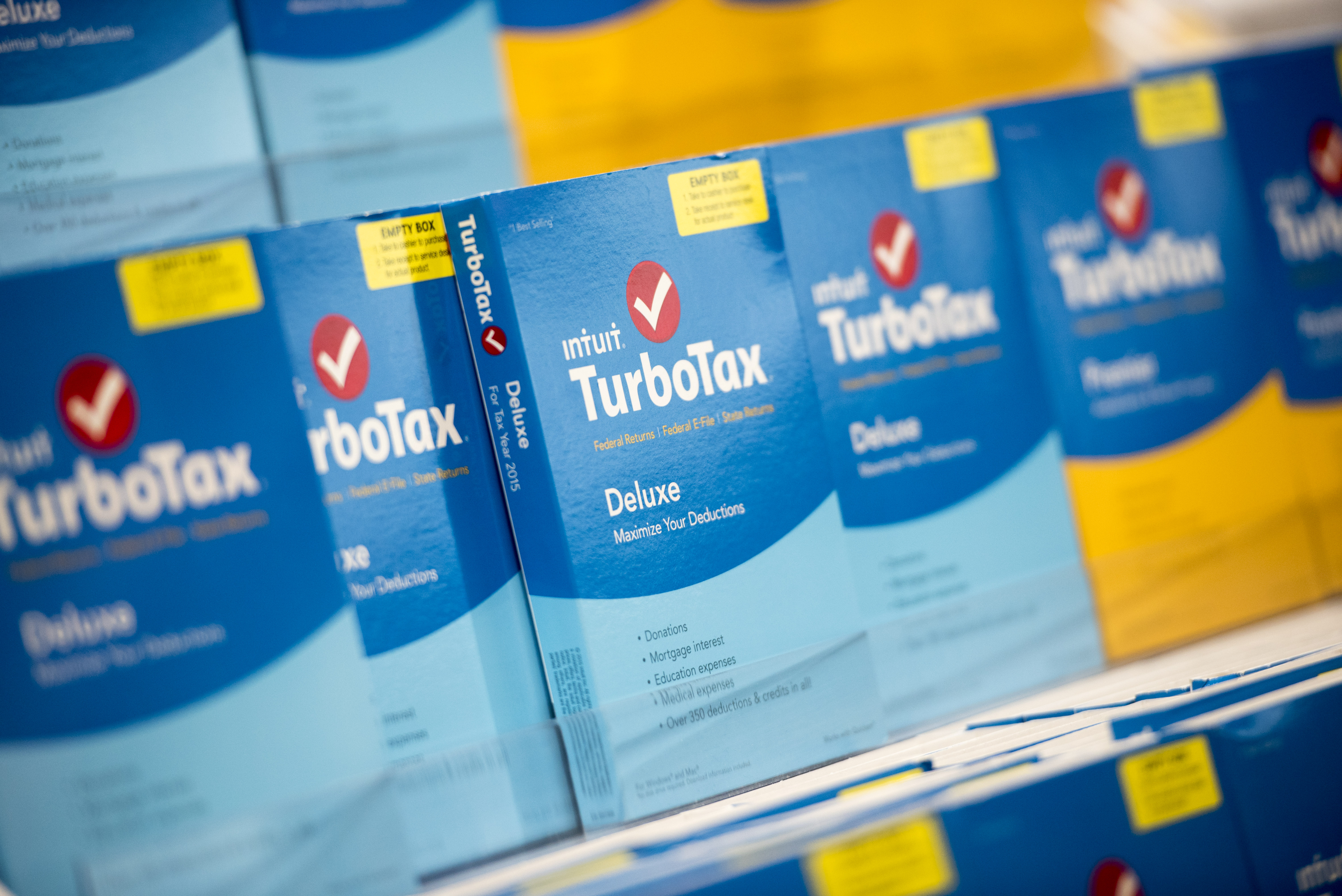ProPublica: TurboTax deliberately hides its Free File page from search engines