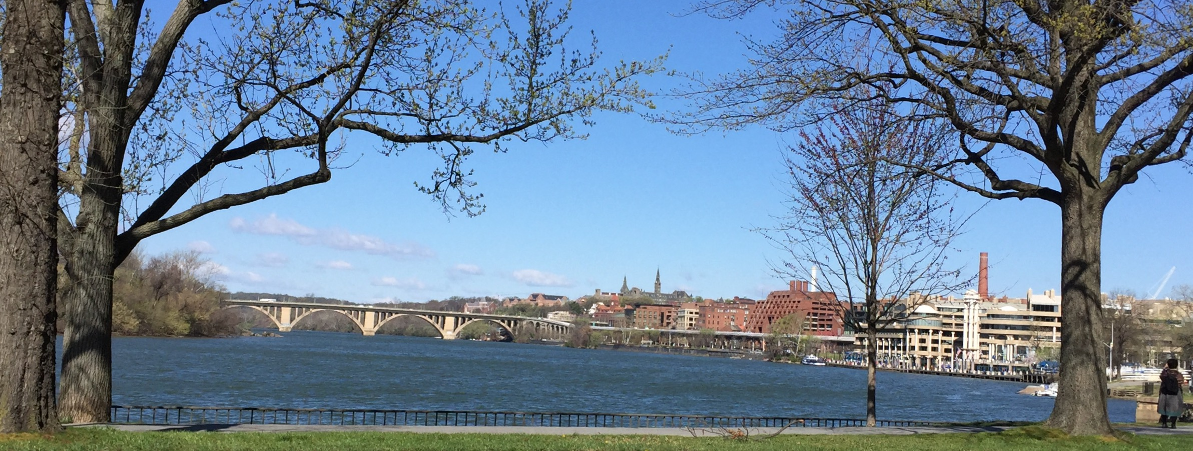 Report shows Potomac River is on its way to recovery