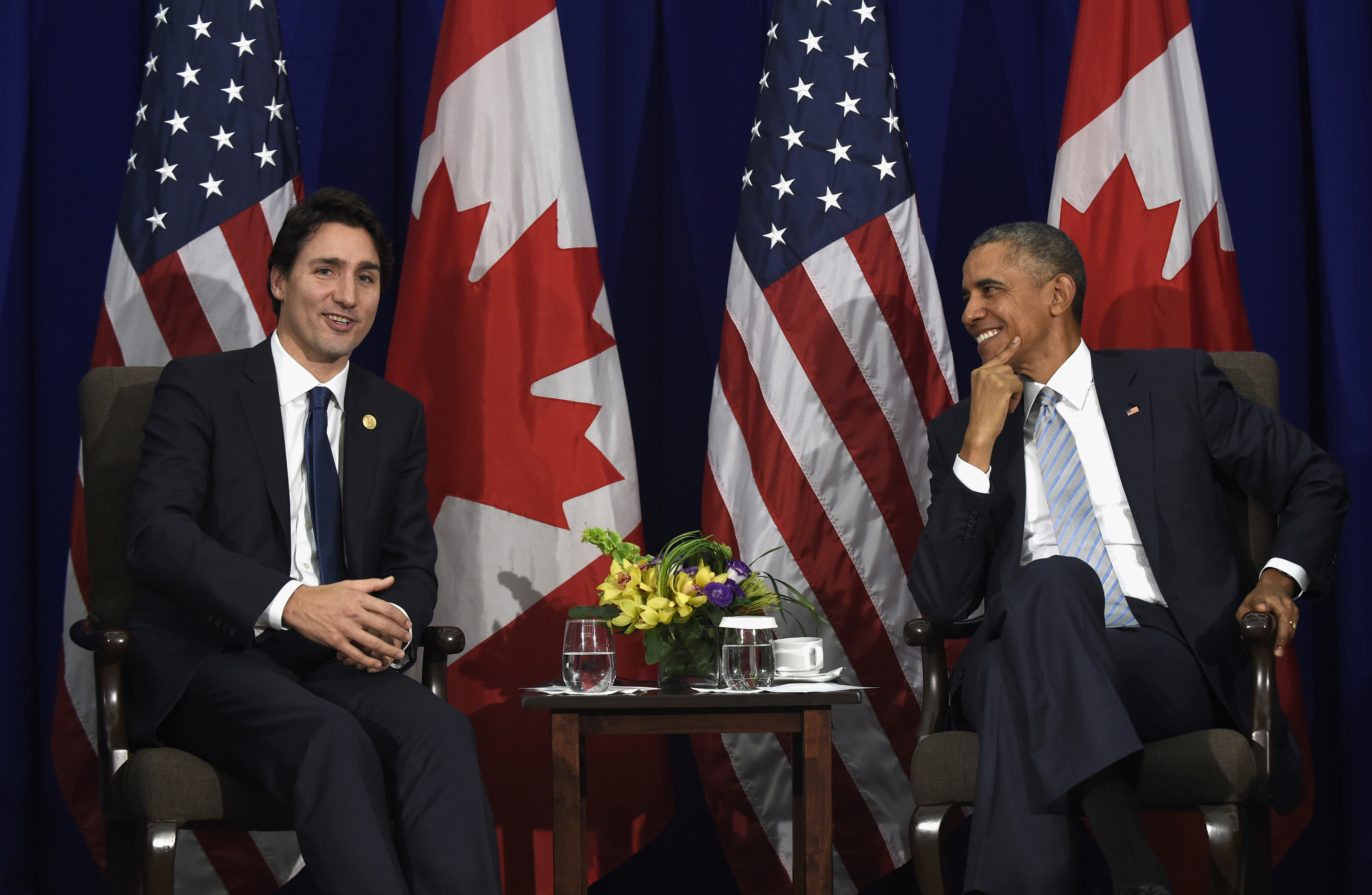 trudeau bringing canadian star power to white house | wtop