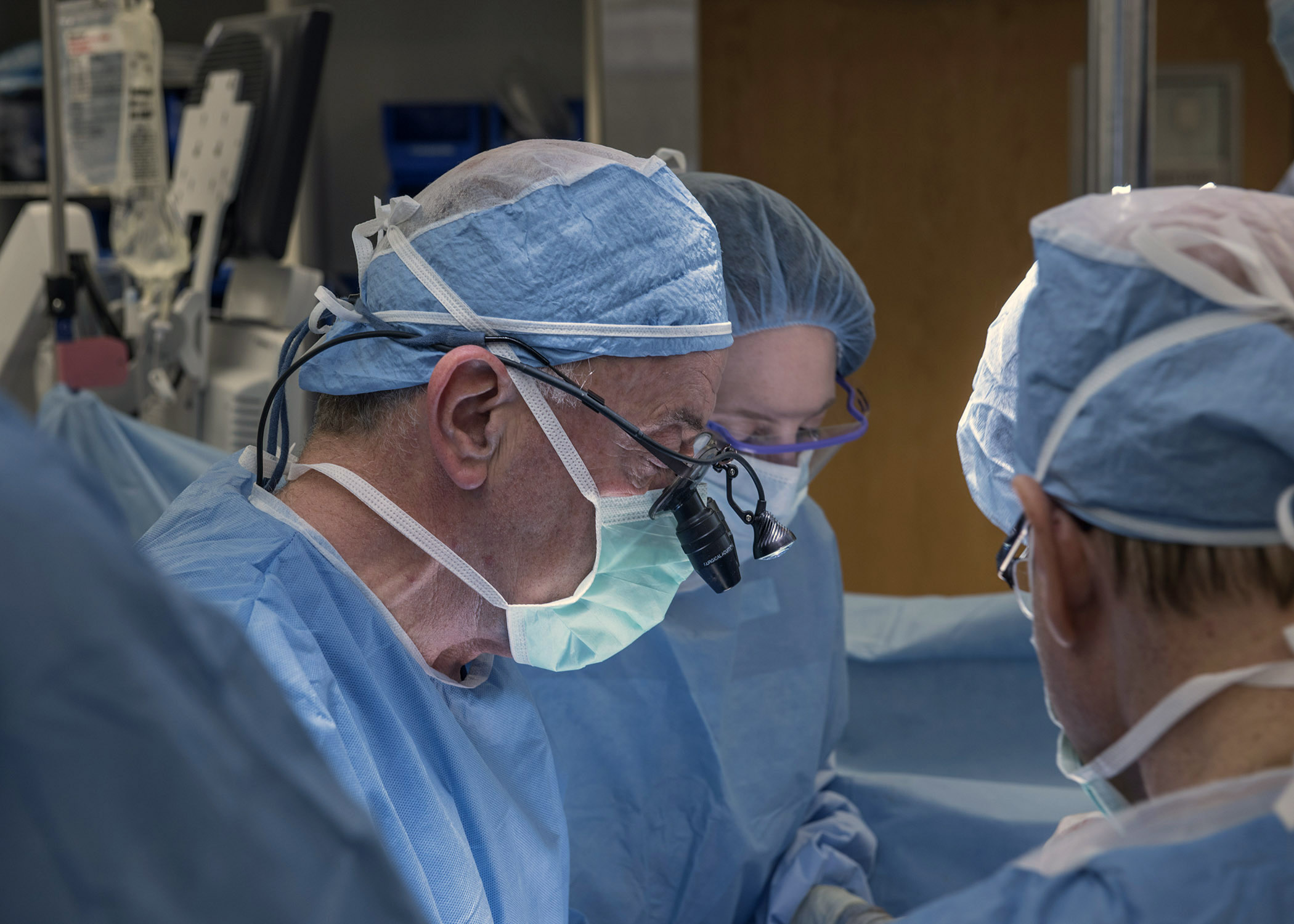 Check up on surgeons' success rate