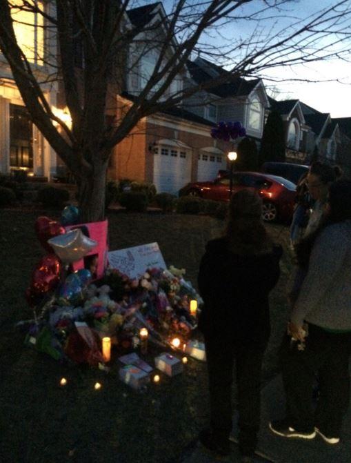 Community mourns slain Woodbridge mother