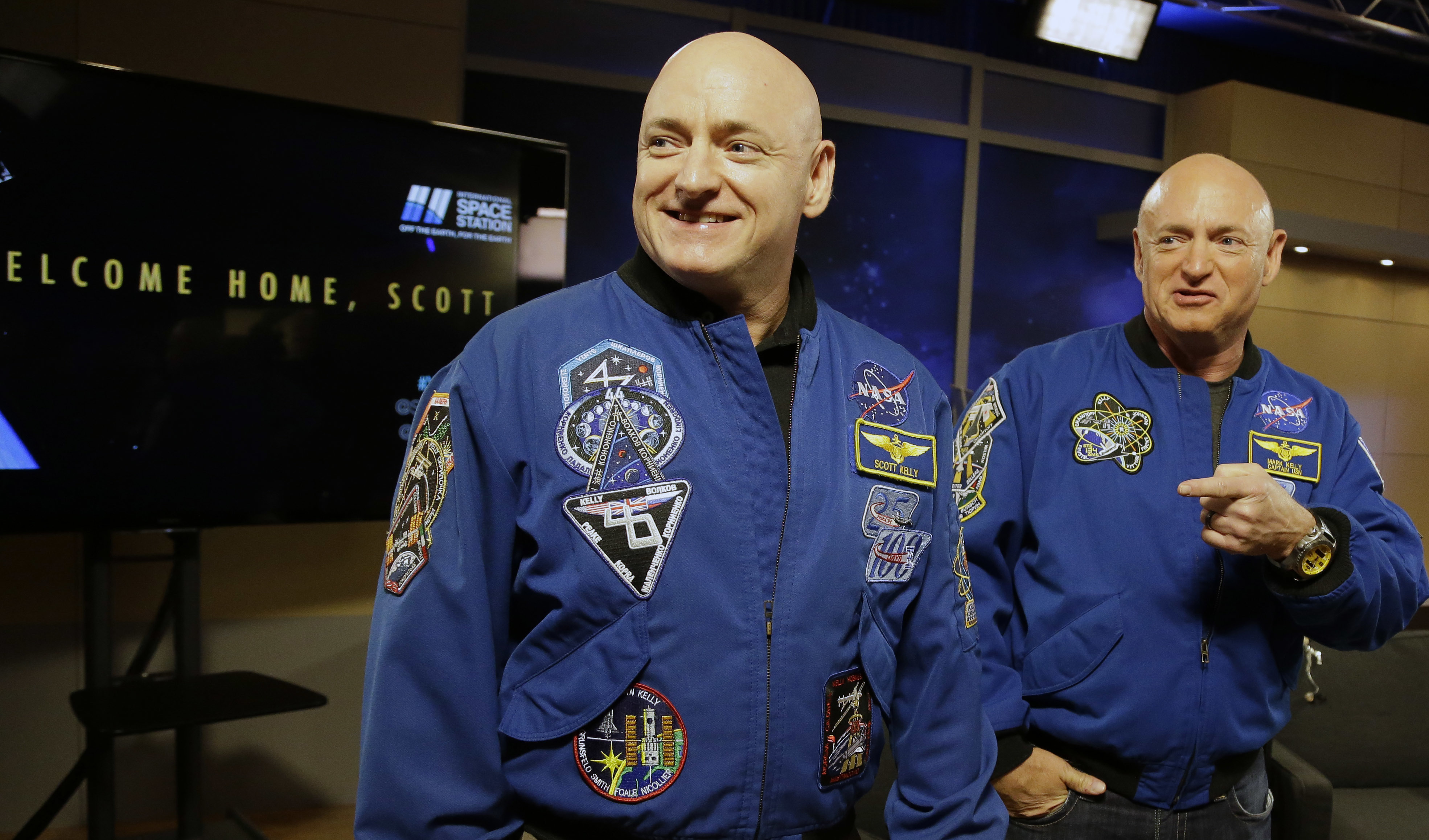 Scott Kelly: Space travel has 'permanent effects'