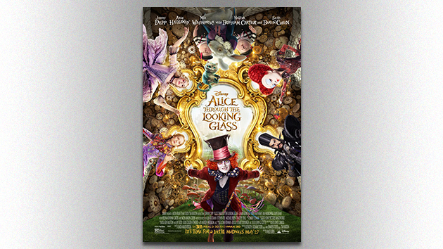 New 'Alice Through the Looking Glass' trailer debuts online (Video)