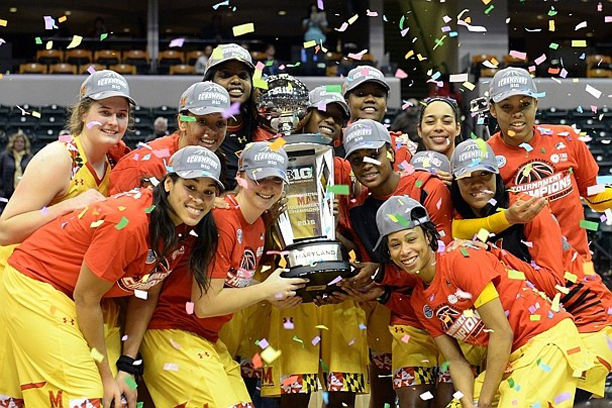 Maryland women's basketball NCAA Tournament preview