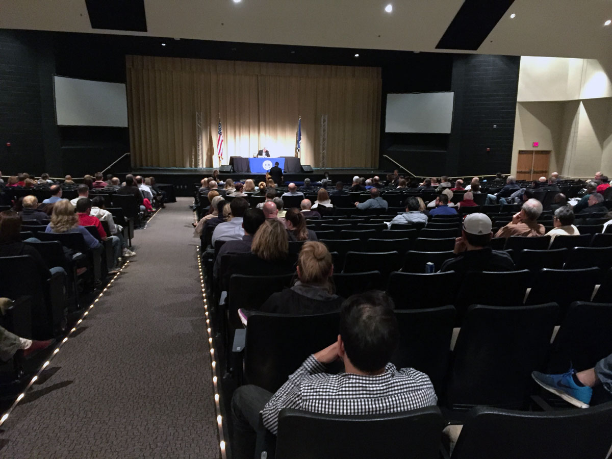 Loudoun Co. residents voice concerns over proposed routes for power lines