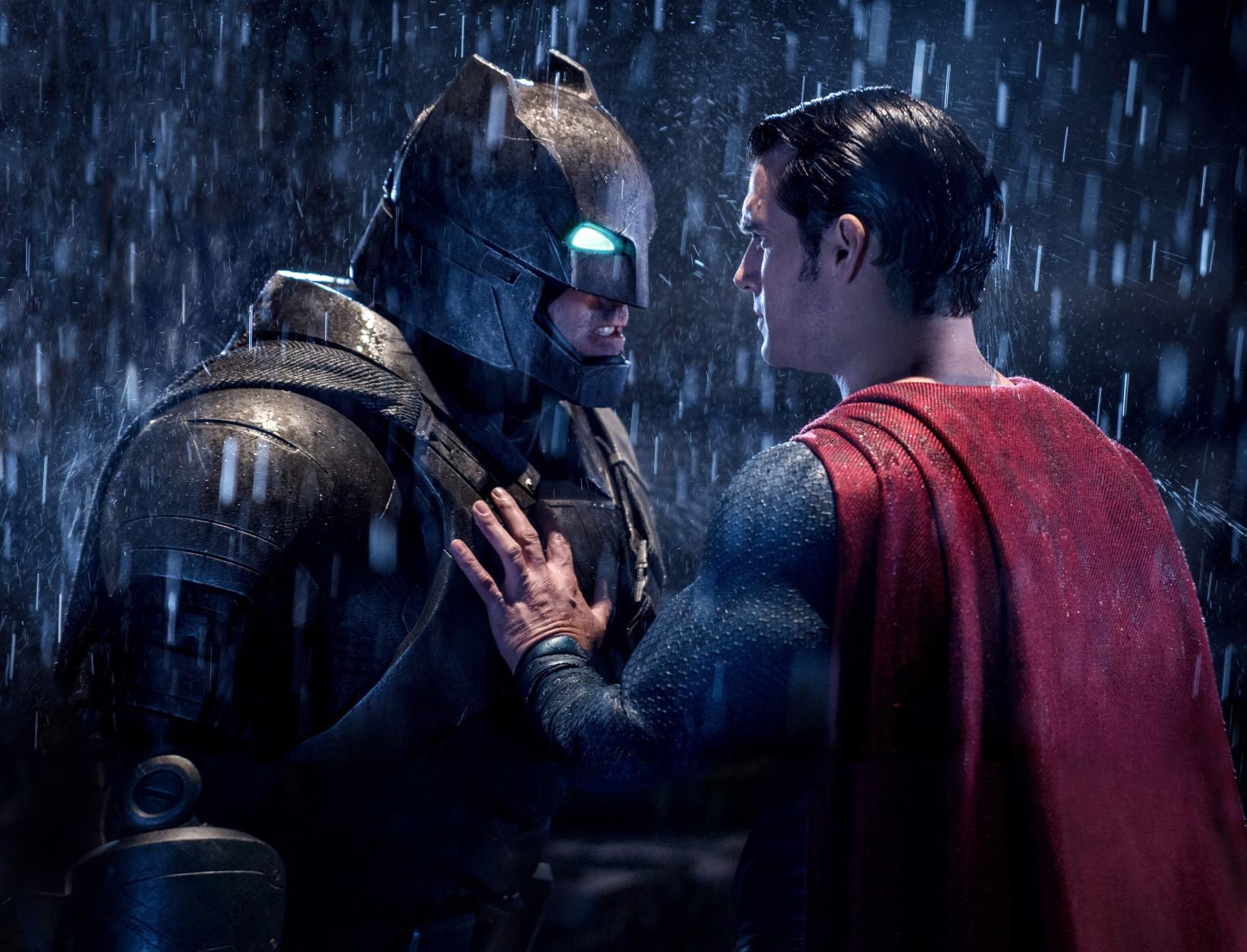 'Batman v Superman' proves we've reached Peak Superhero