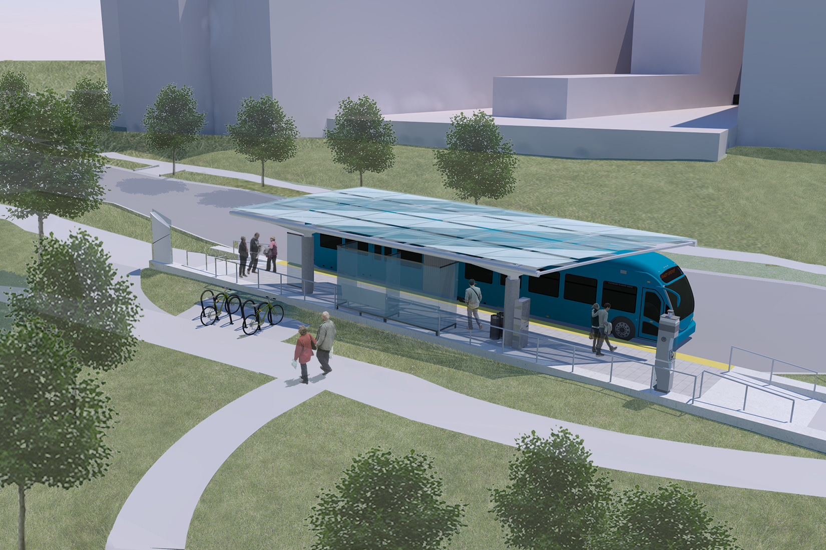 Leggett optimistic about new plan for bus rapid transit