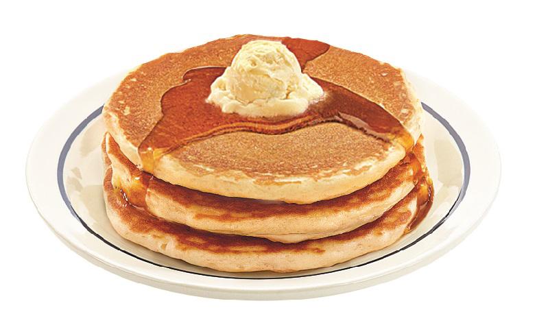 IHOP has free pancakes for National Pancake Day 2019