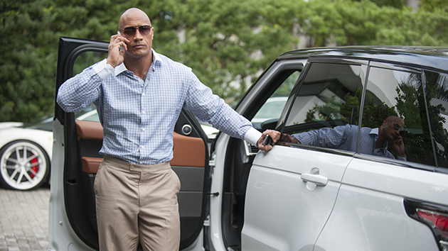 "Dwayne ""The Rock"" Johnson, Mark Wahlberg sued over ""Ballers"""
