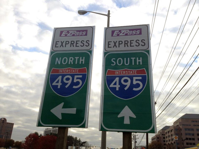 Express lanes operator agrees to settlement with Va. drivers