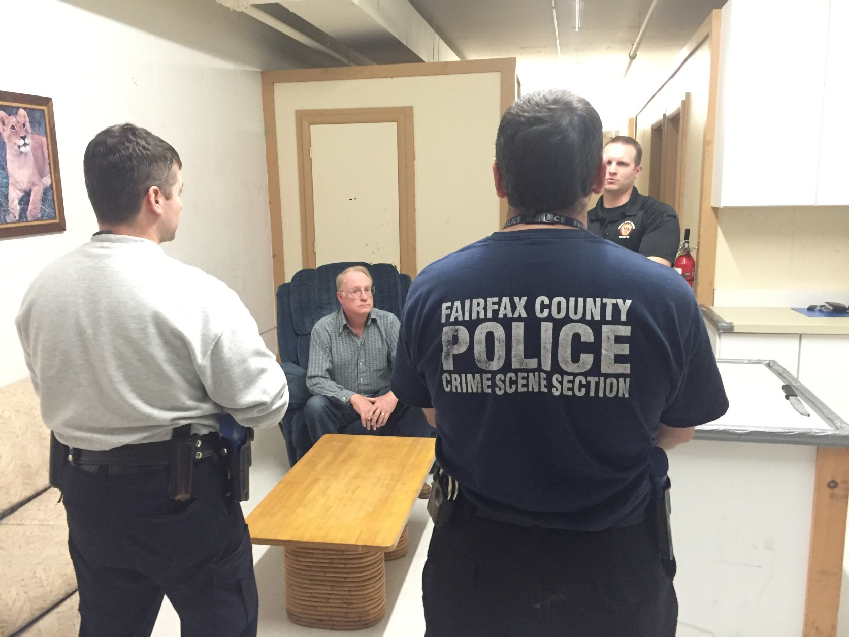 Years after the death of John Geer, the Fairfax County department is learning how to de-escalate situations before they spiral out of control. (WTOP/Max Smith)