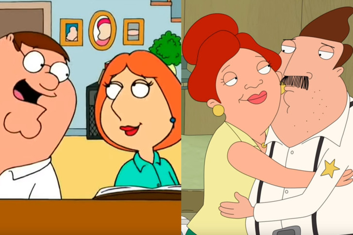 lois vs janice family guy star alex borstein talks bordertown