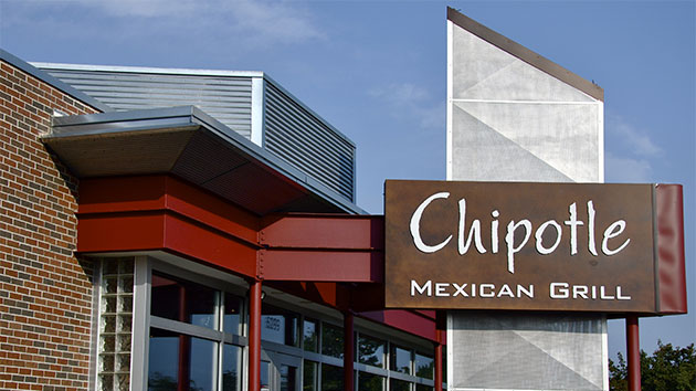 Chipotle restaurant closed after workers become sick