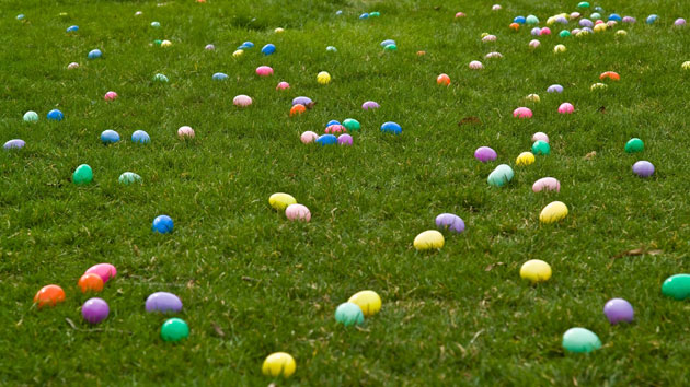 Easter egg hunts around DC