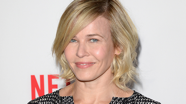 """""""Dear You…"""" Chelsea Handler writes note to self to promote new Netflix talk show"""