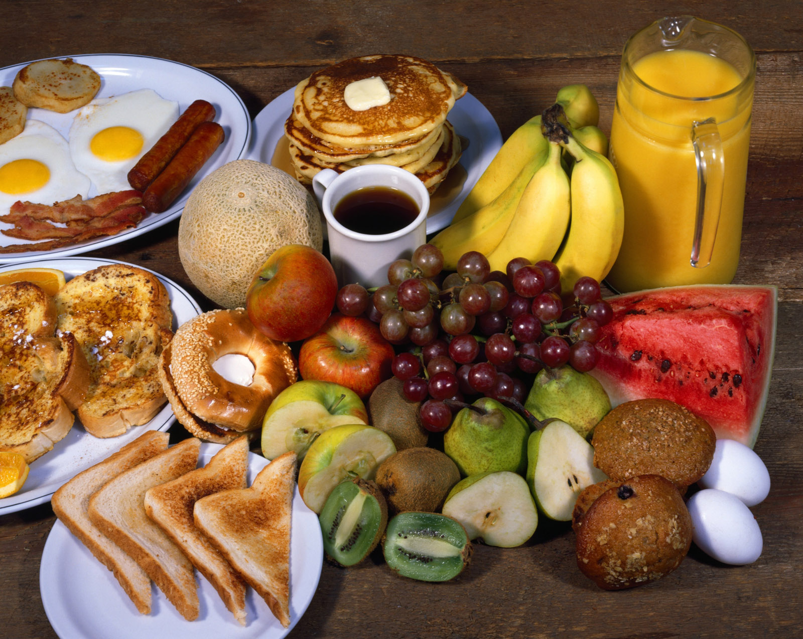 What's for breakfast? It's complicated