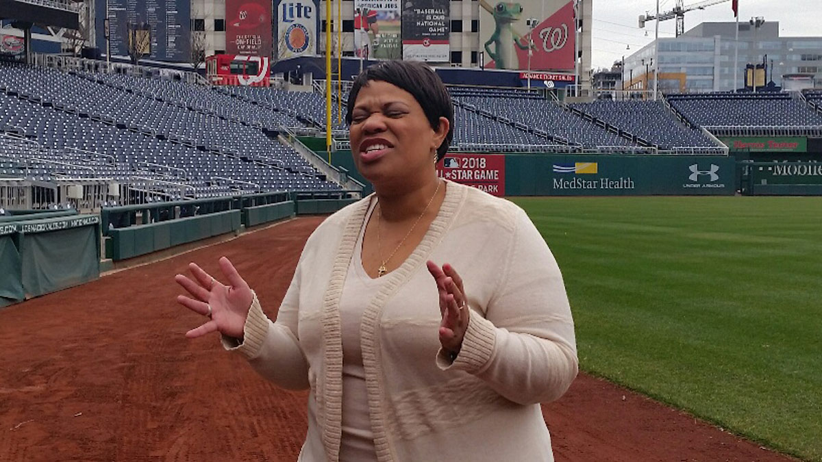 50 invited to sing national anthem at Nats Park audition