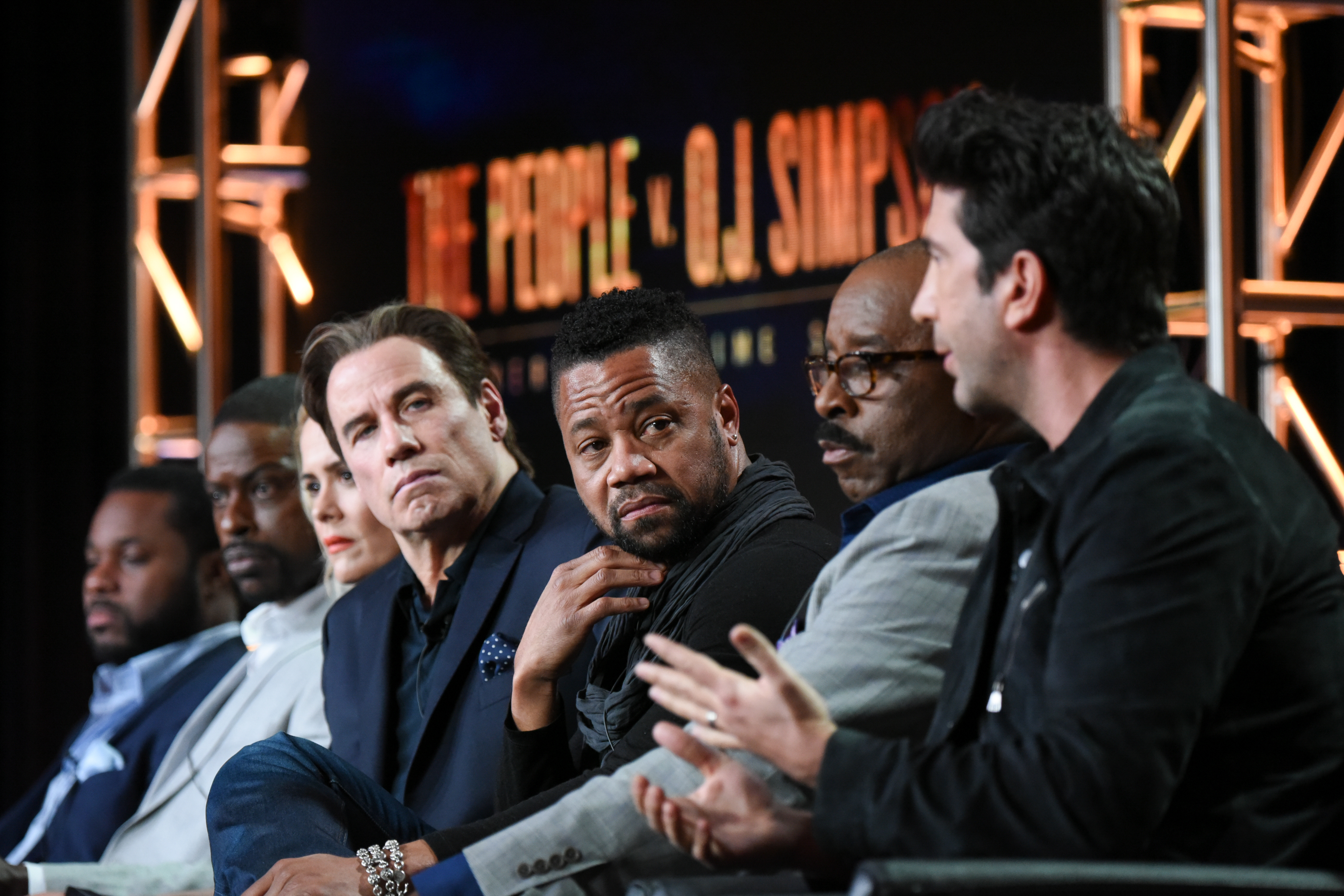 Nation of TV viewers captivated by FX's 'O.J. Simpson' drama