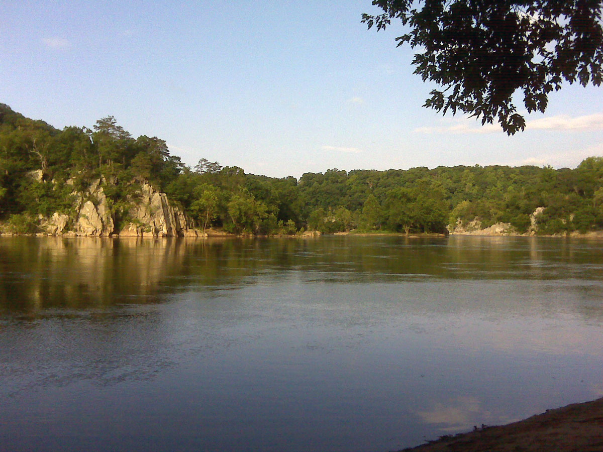 The Potomac Conservancy goal is to achieve a swimmable, fishable Potomac by 2025. (WTOP/Kristi King)