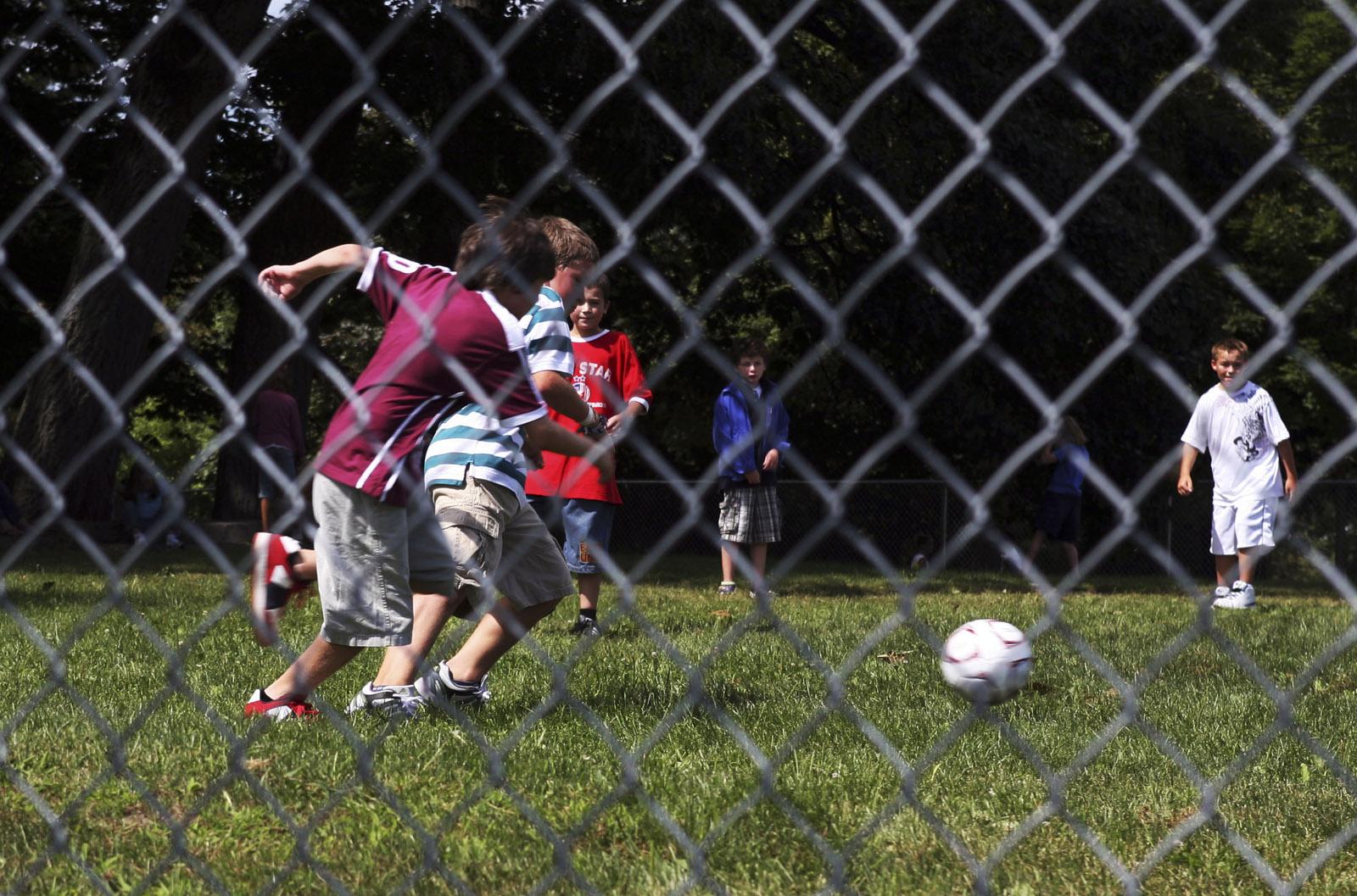 Virginia mulls more recess for grade schoolers