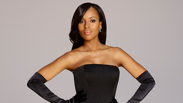 How Kerry Washington's 'Scandal' character inspired her to become a mom