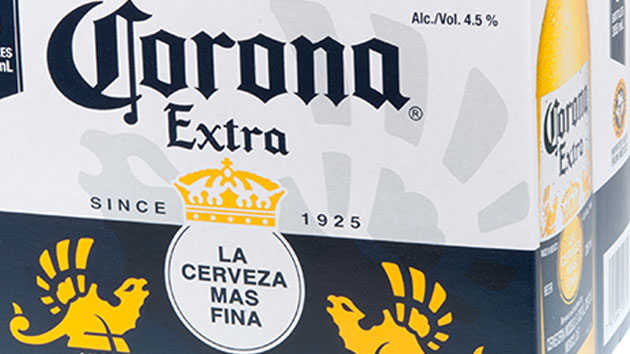 Constellation Brands issues recall on Corona bottles that could contain glass