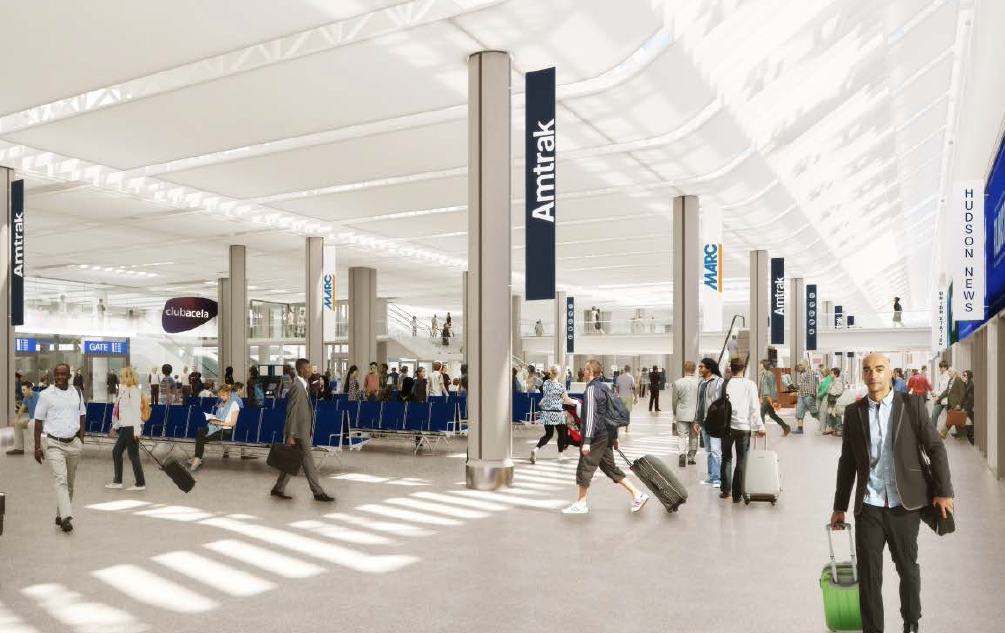 Union Station concourse makeover starts this year