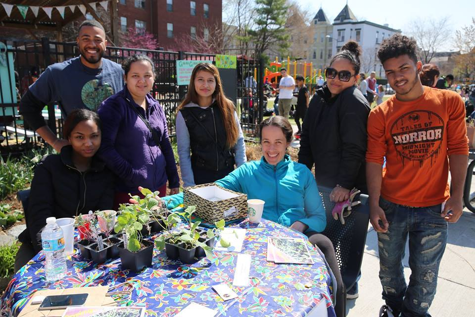 Just in time for Earth Day, this cleanup brings a diverse neighborhood together