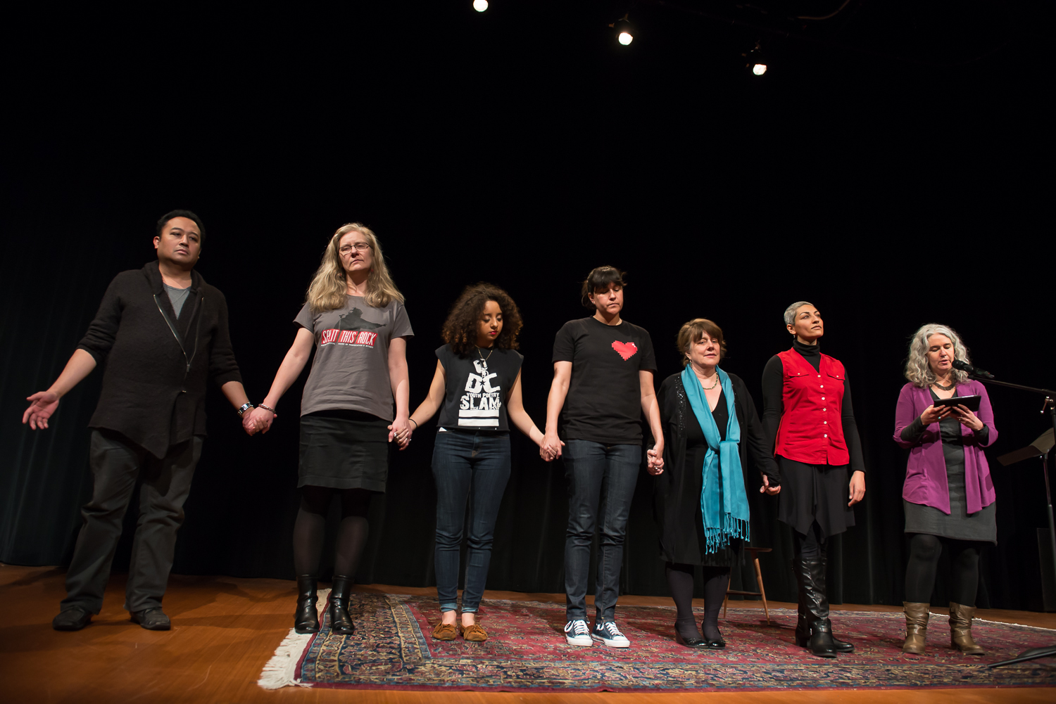 Festival brings poetry, emotion back to social activism