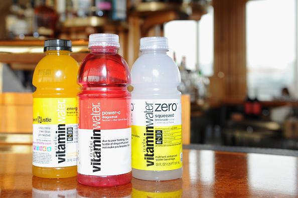 Coca Cola can no longer claim Vitaminwater health benefits, settlement says