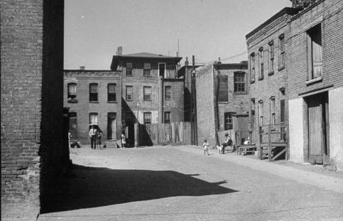 Blagden Alley: Home to coffee shops, bars and pre-Civil War 'dwellings'