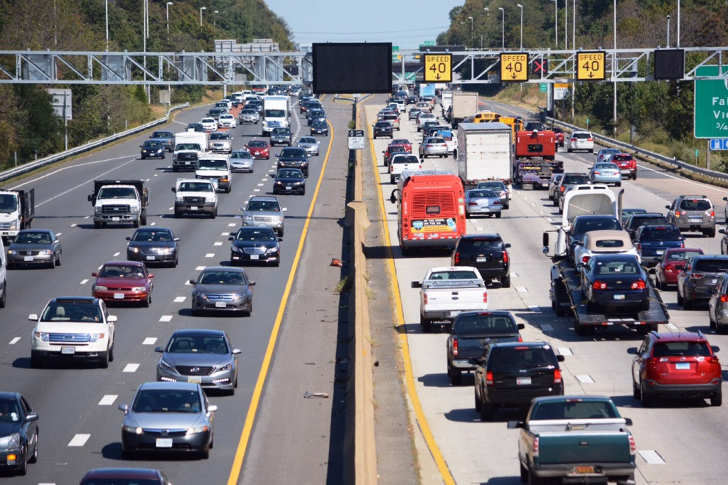 Can area highways absorb Metro traffic? Tuesday offers true test