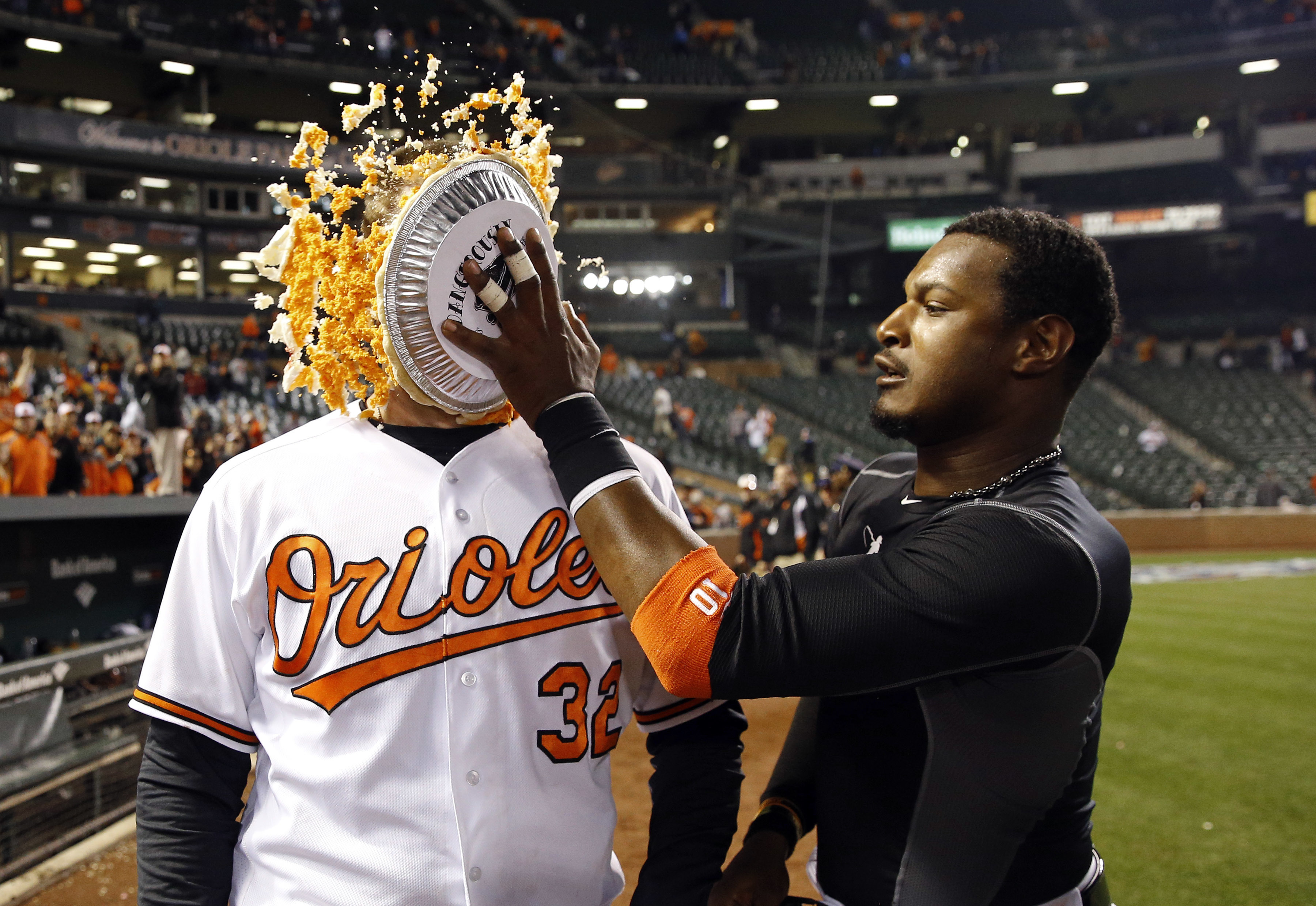 When an Oriole gets pied, this bakery swells with pride