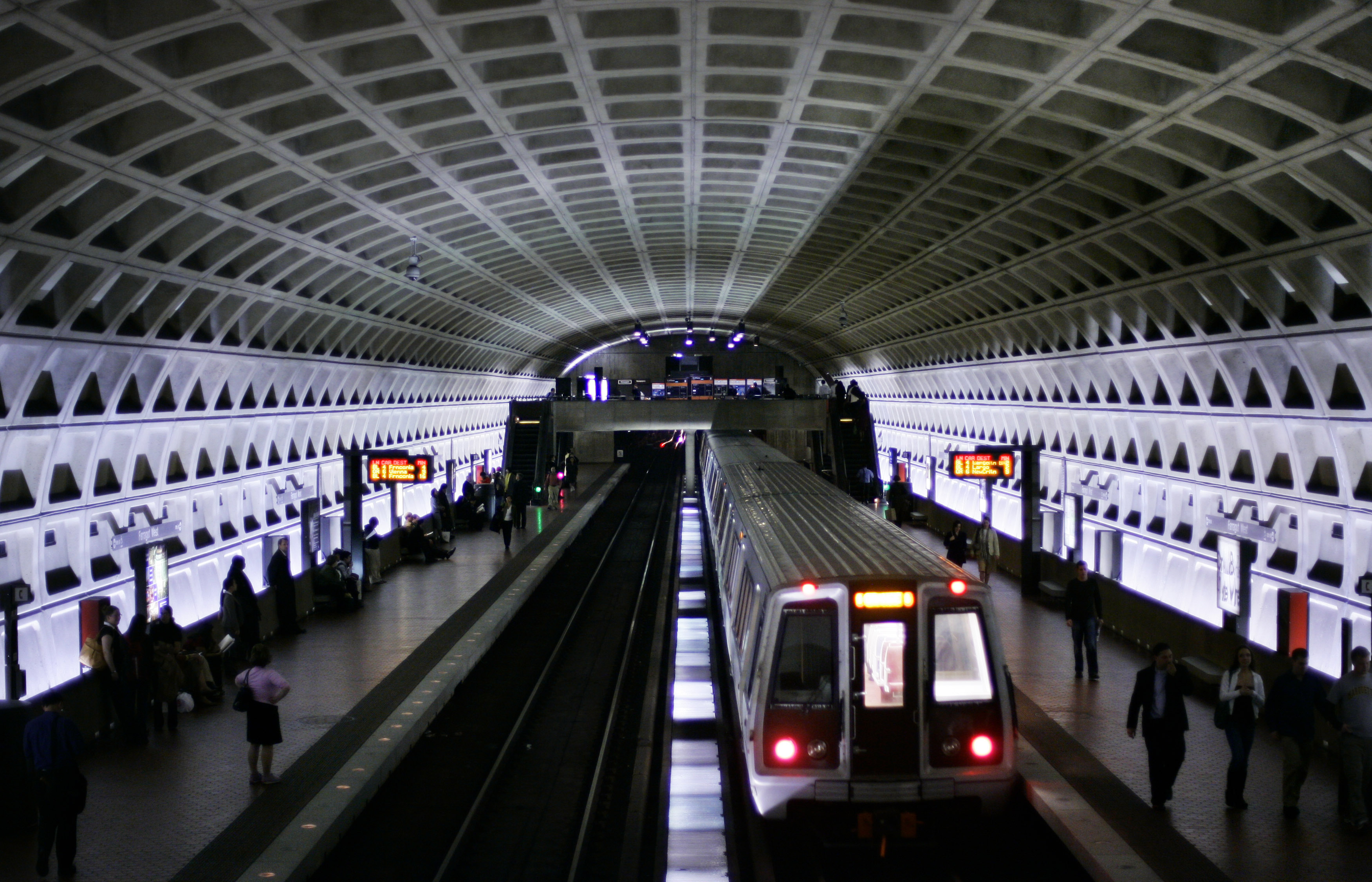 Metro sees across-the-board ridership decline