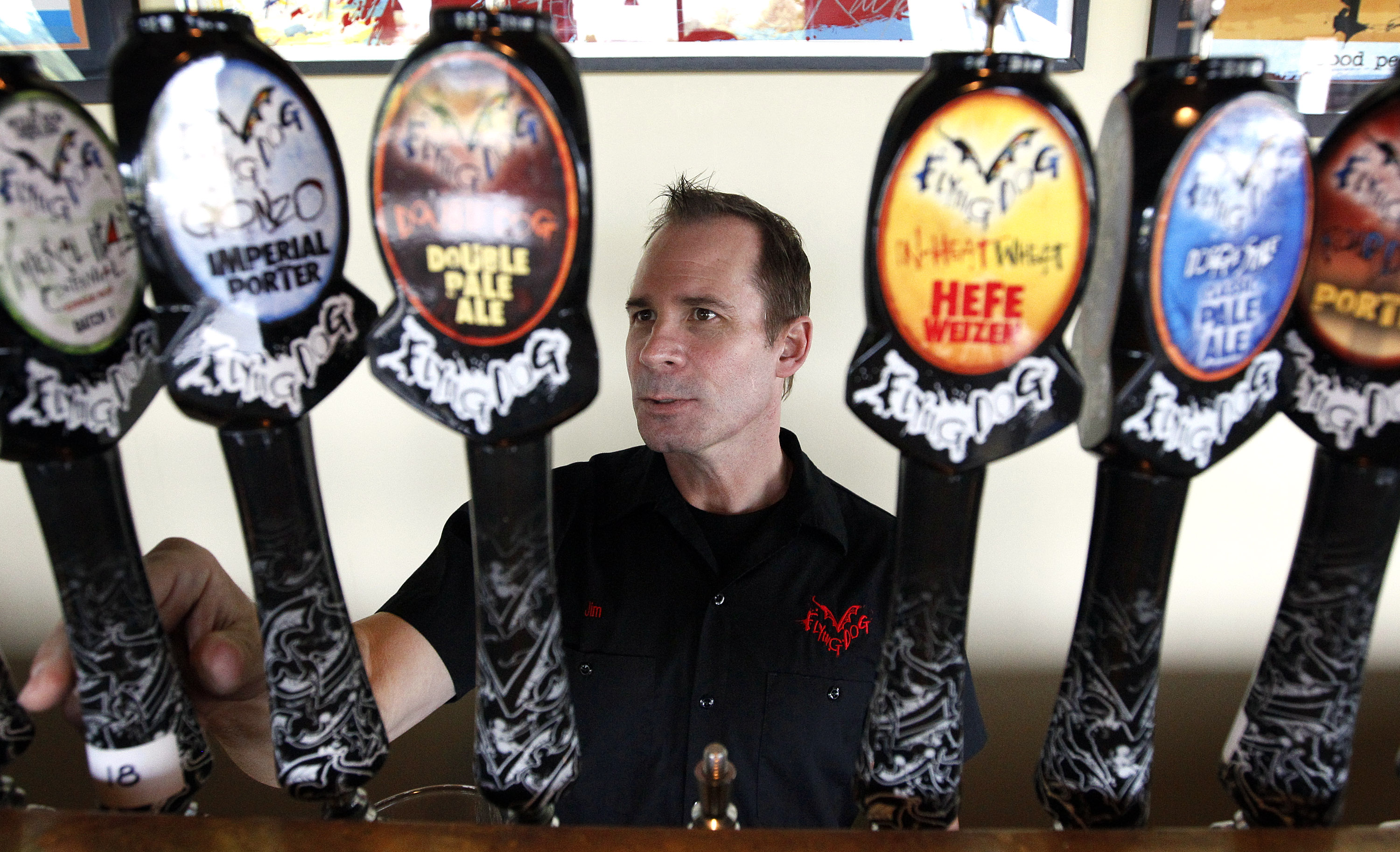 Flying Dog, Dogfish Head move down on largest craft brewers list