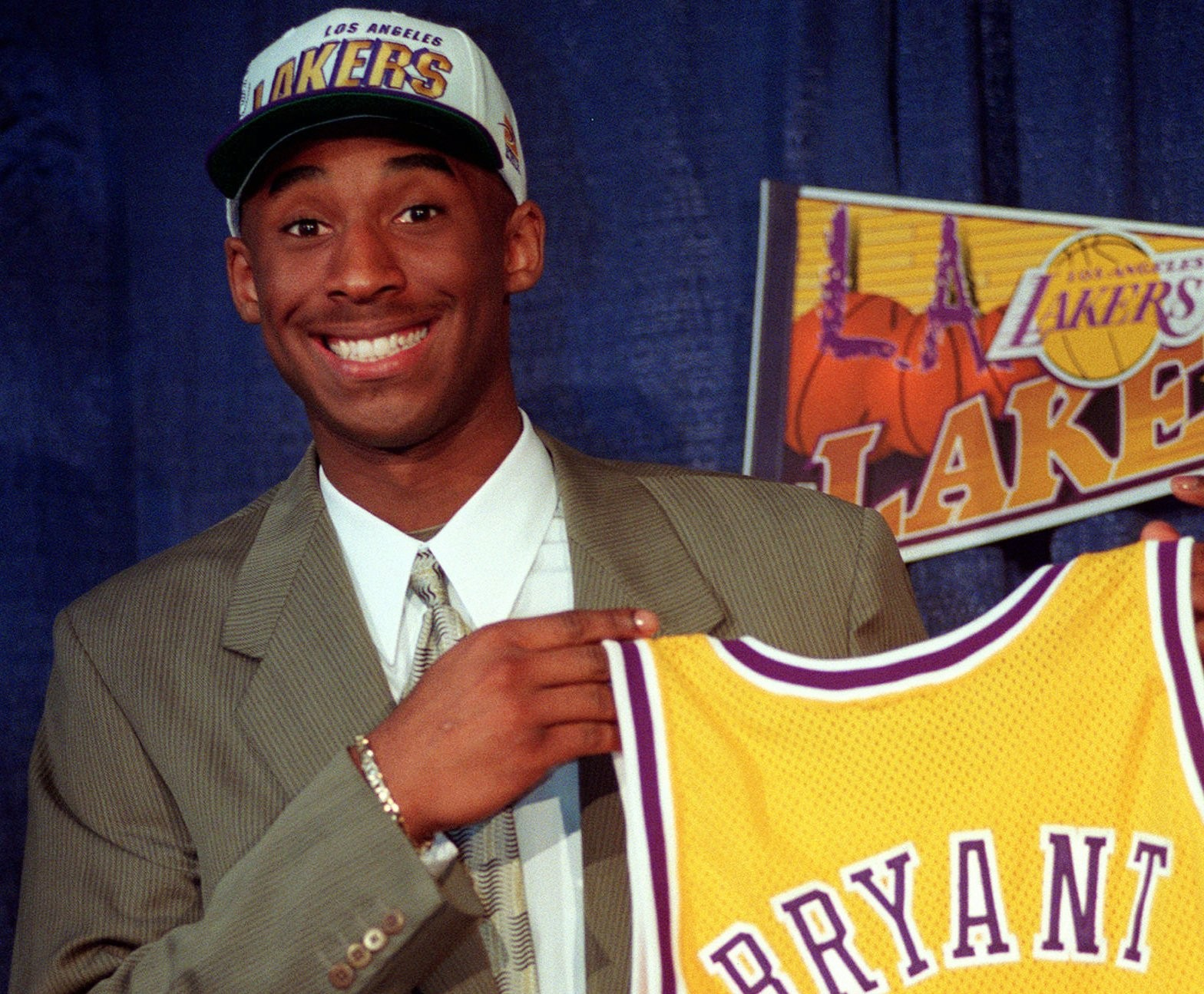 Photos: Kobe Bryant through the years