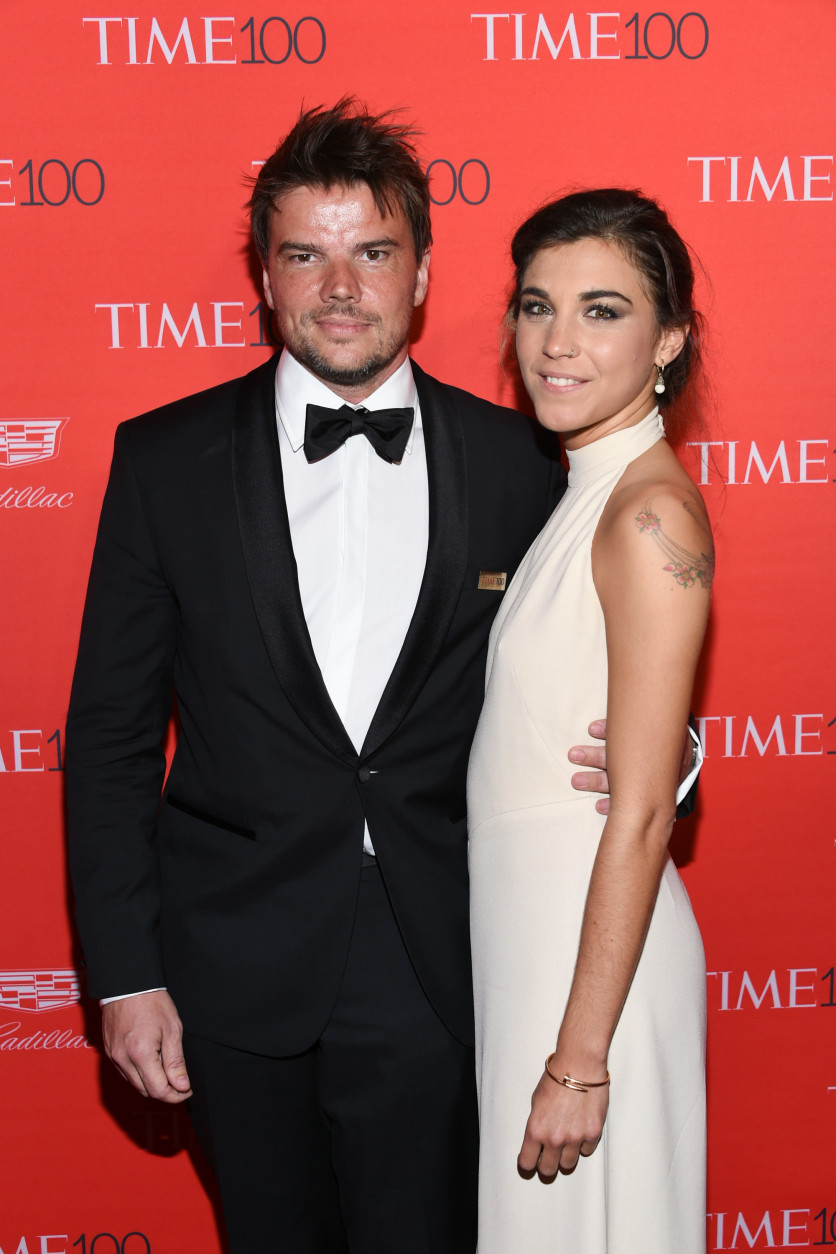 Photos: Stars hit the red carpet for TIME 100 Gala | WTOP