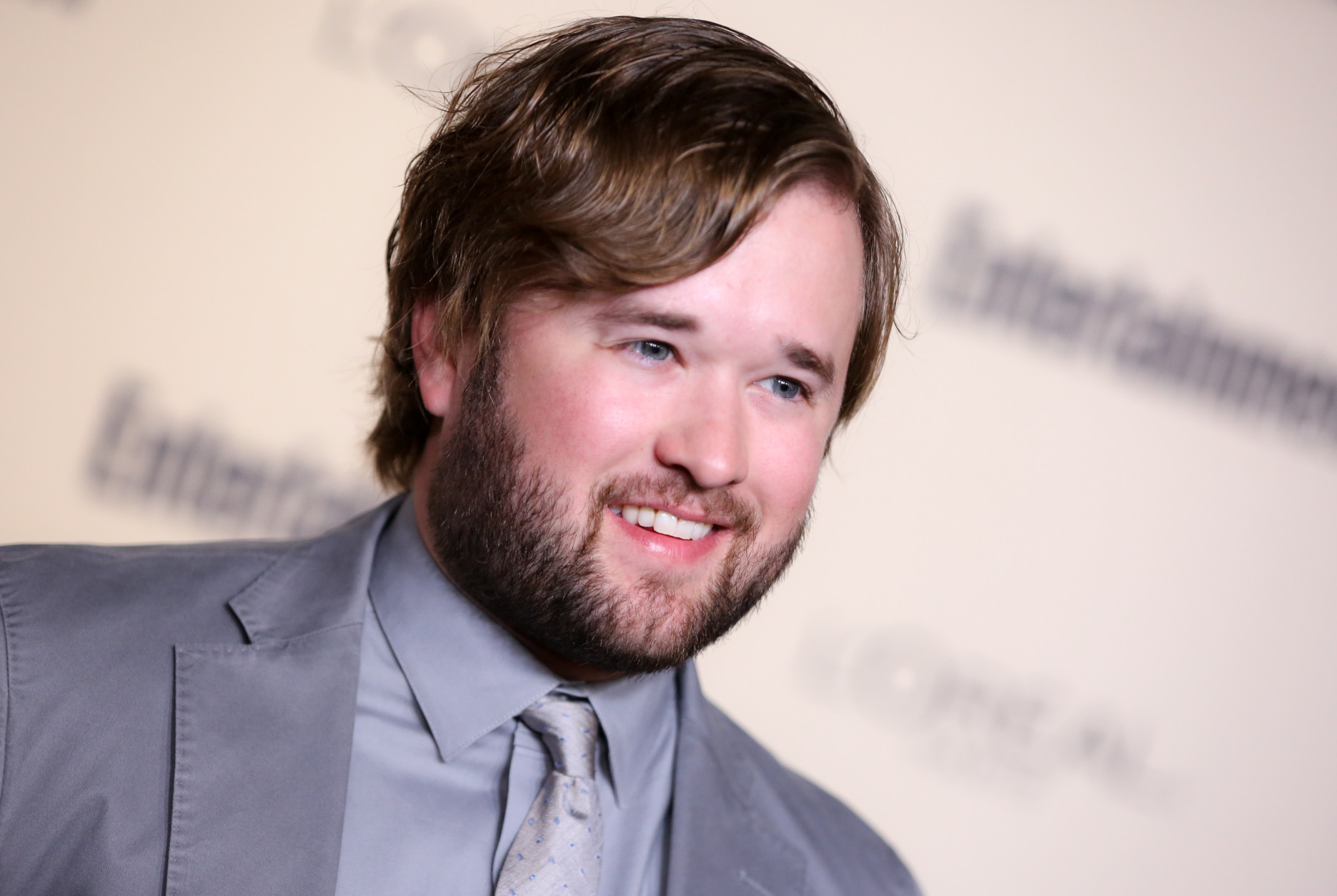 Haley Joel Osment arrives at the 2015 Entertainment Weekly Pre-Emmy Party at Fig & Olive on Friday, Sept. 18, 2015, in Los Angeles. (Photo by Rich Fury/Invision/AP)