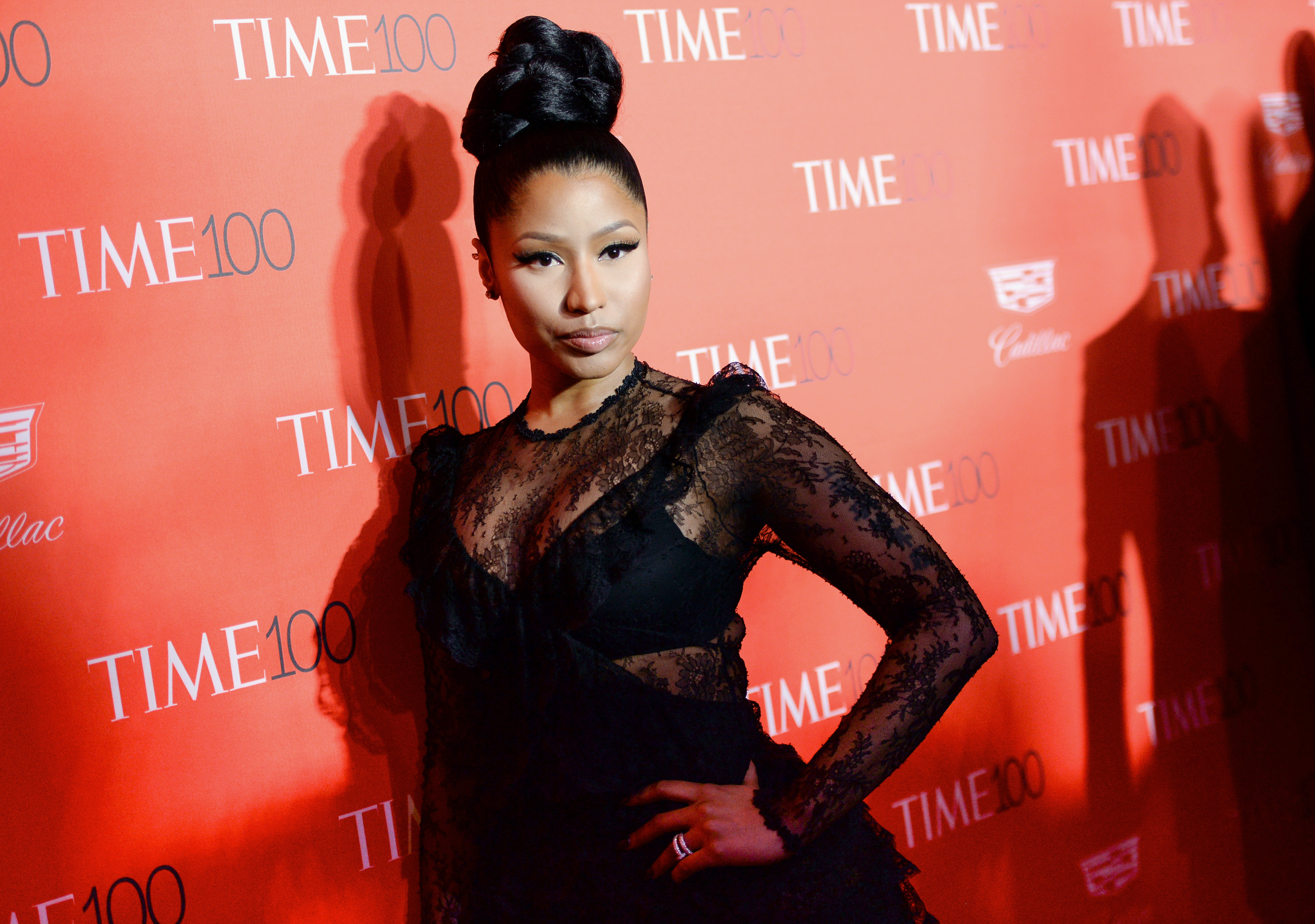 Photos: Stars hit the red carpet for TIME 100 Gala