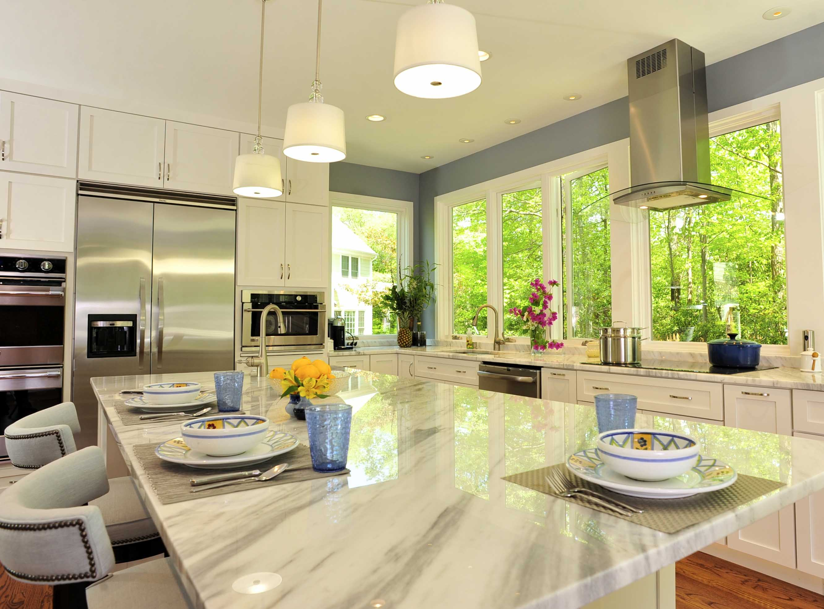 A 'residential' debate … is white the best choice for your kitchen remodel?