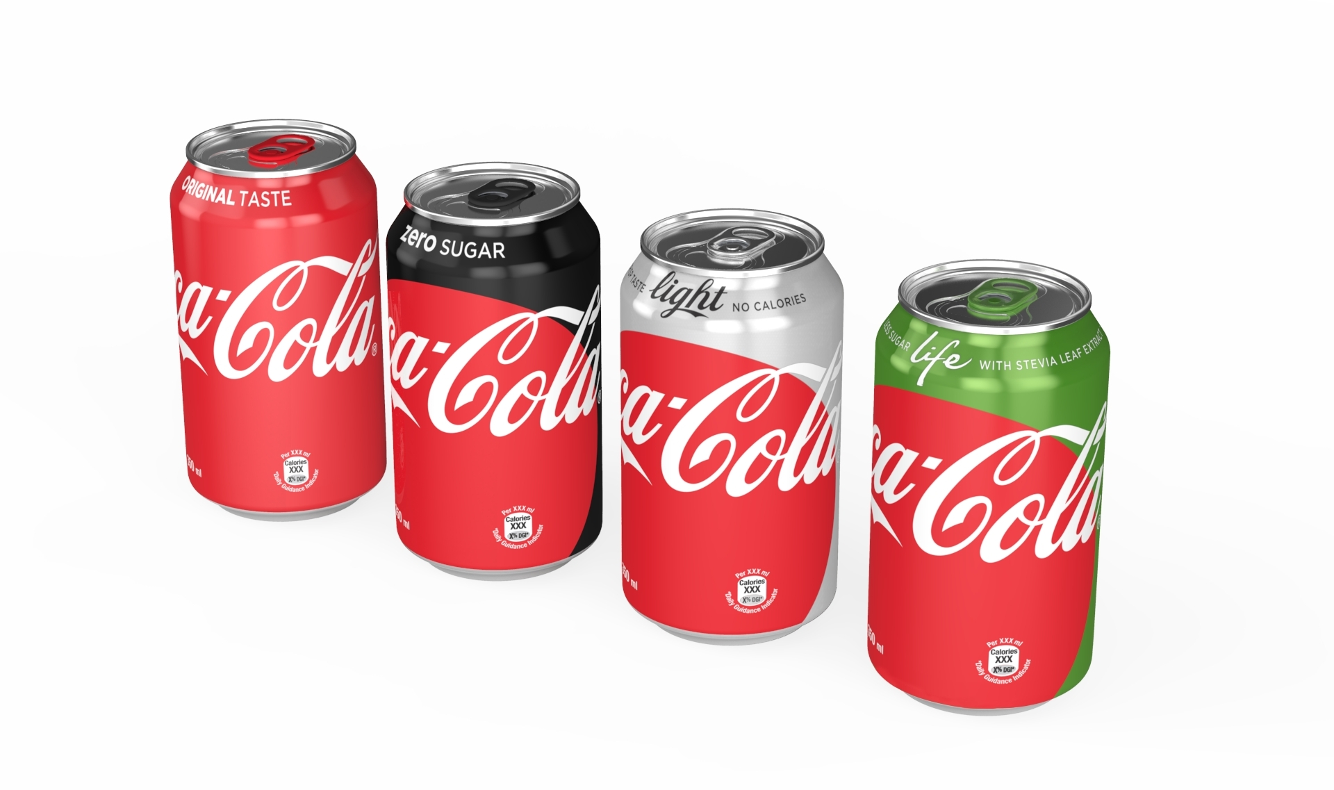 Coca-Cola is tinkering with its brand again