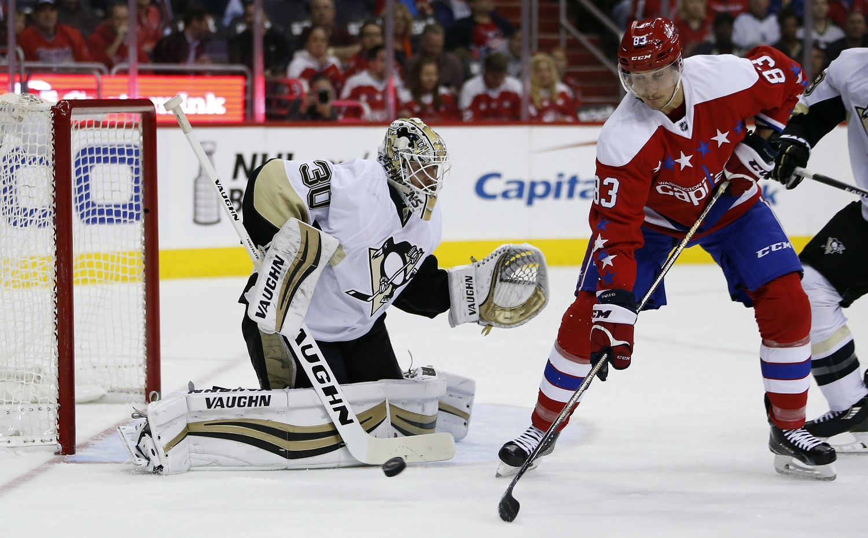 NHL announces Capitals-Penguins series schedule