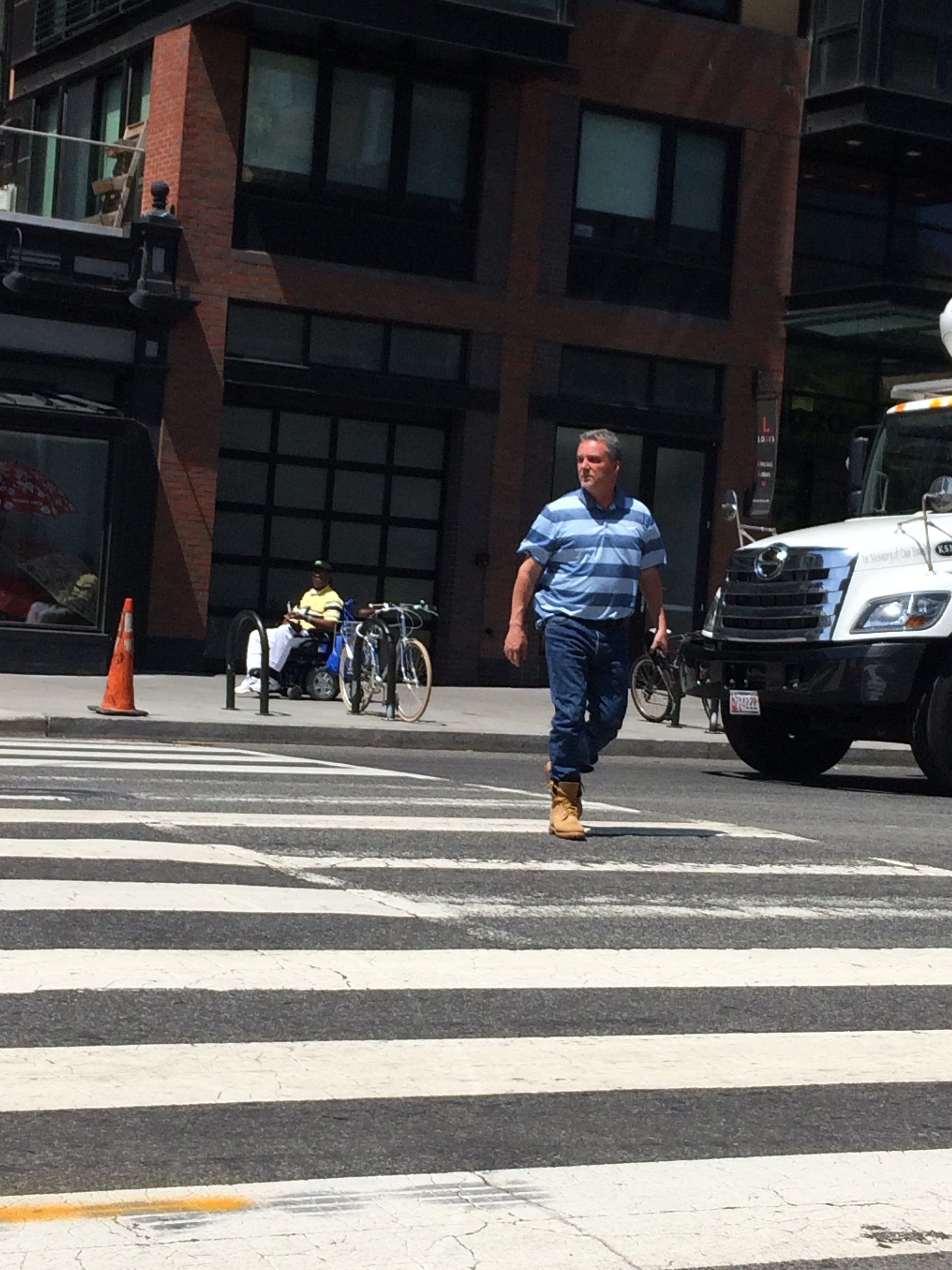 In D.C., a push to halt pedestrian traffic deaths